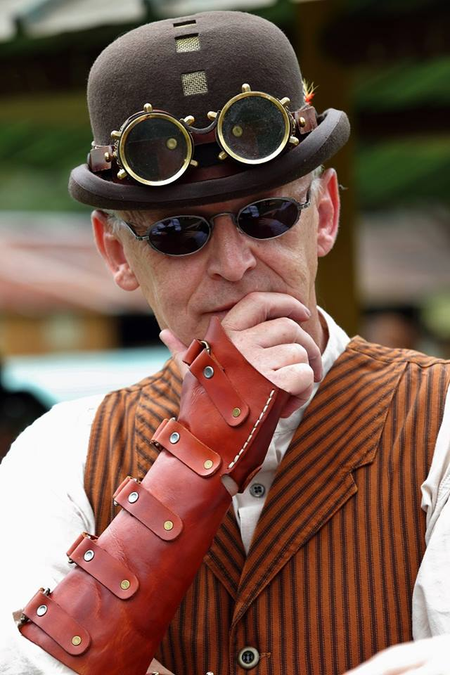 Steampunk Sydney Picnic - The Australiana Pioneer Village